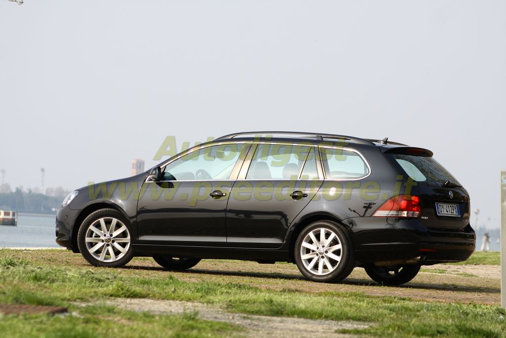 Volkswagen Golf 2.0 TDI 140 Cv Variant DSG