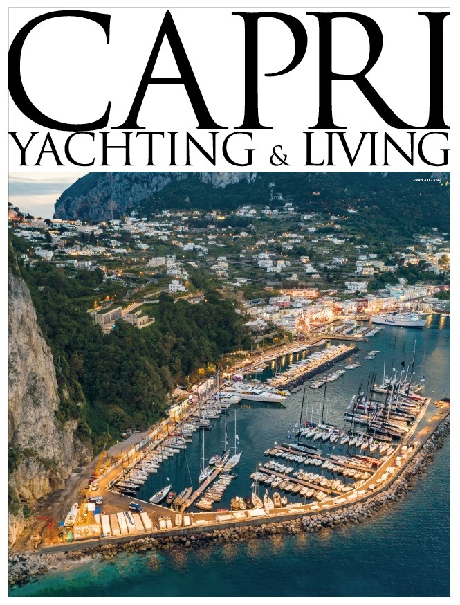 yachting in capri