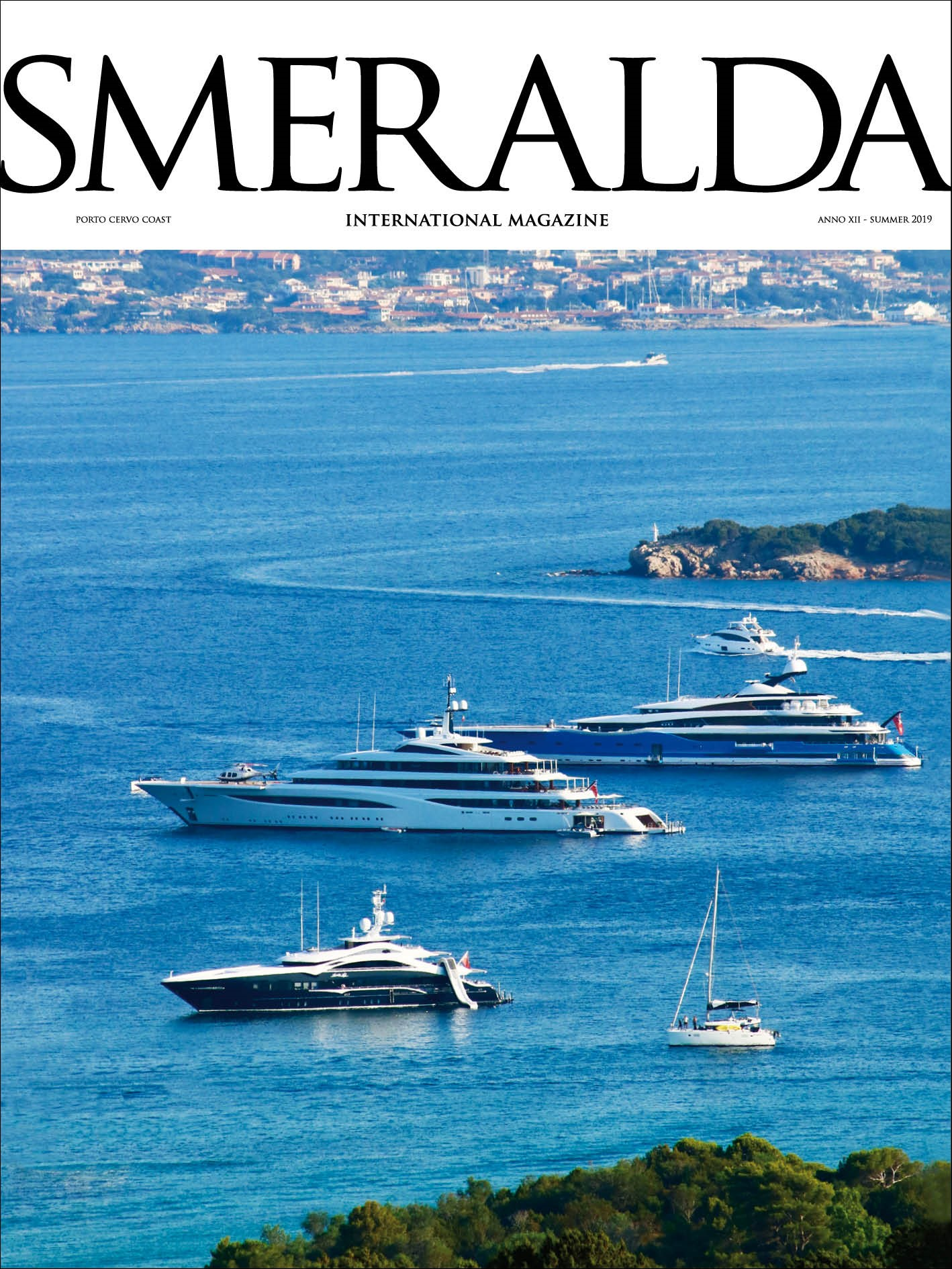 Smeralda International Magazine